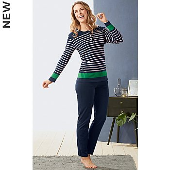 Schiesser single jersey women´s pyjamas