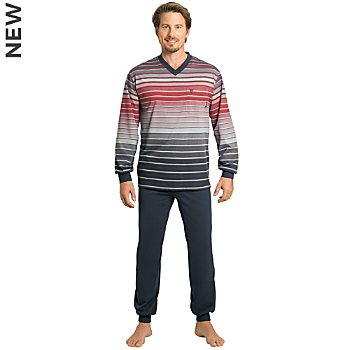 Hajo Klima Komfort single jersey men´s pyjamas