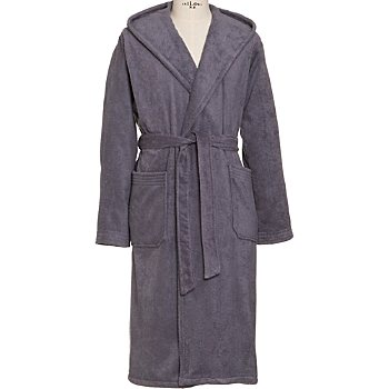 Möve  unisex bathrobe with hood