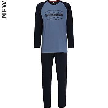 Tom Tailor single jersey men´s pyjamas