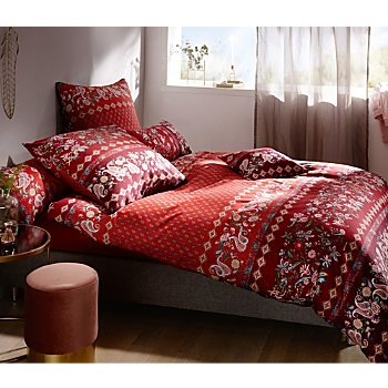Bassetti fine cotton sateen duvet cover set