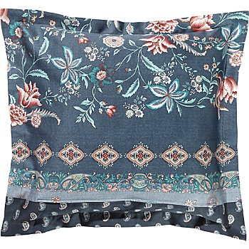 Bassetti fine cotton sateen cushion cover