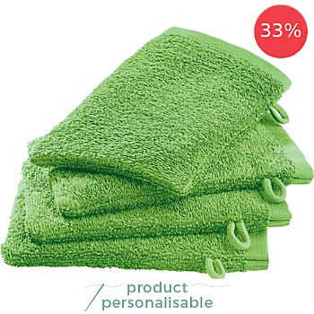 Erwin Müller 4-pack wash mitts