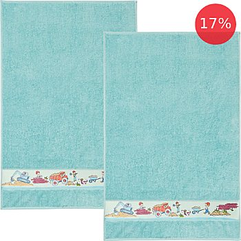 Erwin Müller  2-pack kids bath towels