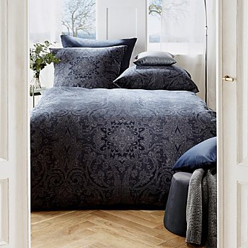 Fleuresse cotton flannelette duvet cover set