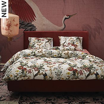 Essenza satin reversible duvet cover set