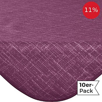 Erwin Müller 10-pack square tablecloths