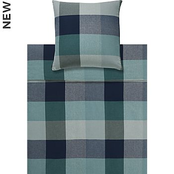 Baldessarini cotton flannelette duvet cover set