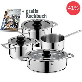 WMF 7-piece pot set