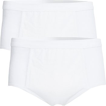 Pack of 2 Con-ta incontinence briefs for men