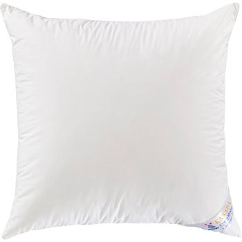 Erwin Müller pillow with piped edge