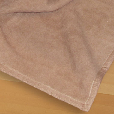 Ritter camel hair/new wool blanket