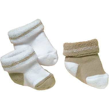 Newborn socks 3-pack
