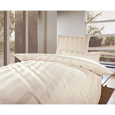 Bauer Egyptian cotton brocade damask duvet cover set