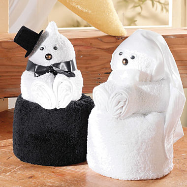 Gift set, Bride and Groom