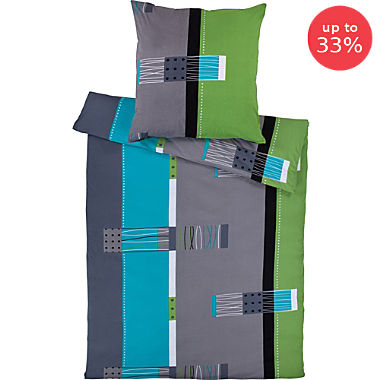 Erwin Müller Egypitan cotton jersey pillowcase
