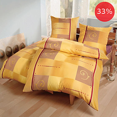 Erwin Müller flannelette pillowcase