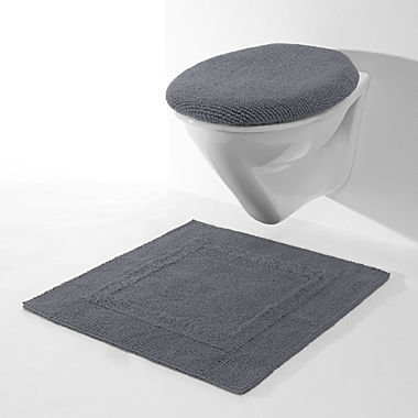 Erwin Müller reversible bath mat for wall-hung WC