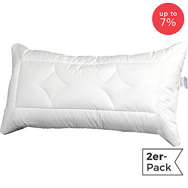 Pack of 2 Erwin Müller pillows