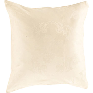 Bauer Egyptian cotton damask cushion cover