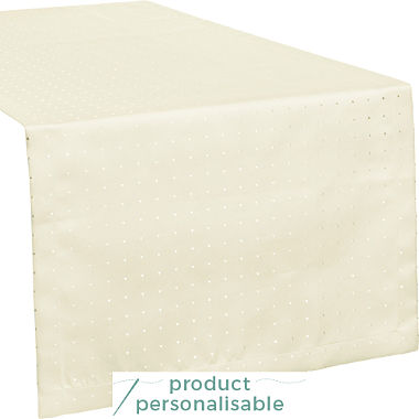 Bauer easy to iron table runner Petito