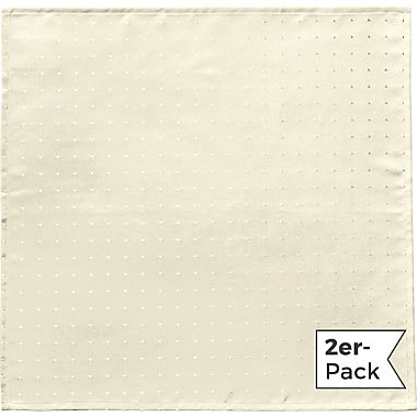 Pack of 2 Bauer easy to iron napkins Petito