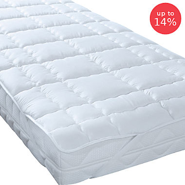 Erwin Müller new wool mattress topper
