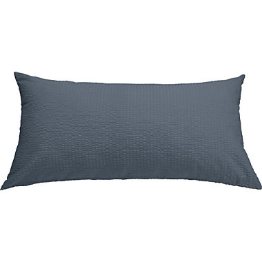 Erwin Müller luxury seersucker pillowcase