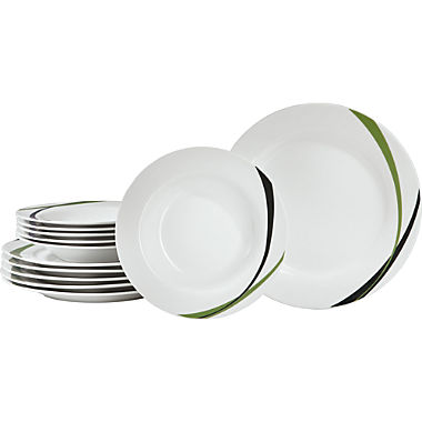 Gepolana 12-pc tableware set