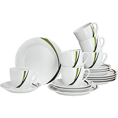 Gepolana 18-pc coffee service set