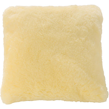 Kaiser lambswool cuddle cushion
