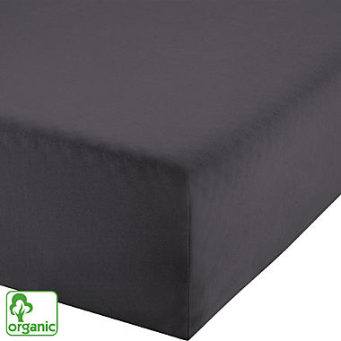Erwin Müller organic box spring bed fitted sheet