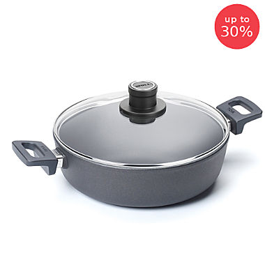 Woll casserole with glass lid
