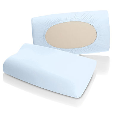 Schlafgut fitted cover for therapeutic cushions