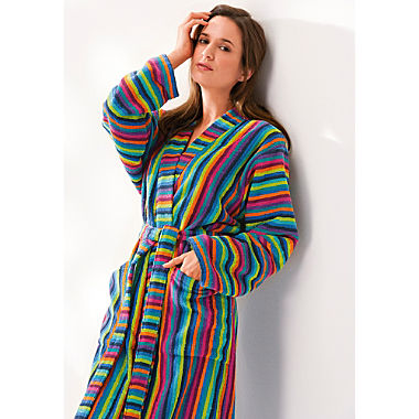 Cawö full terry bathrobe