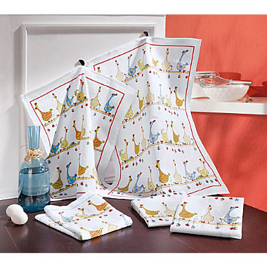 Pack of 2 terry towels