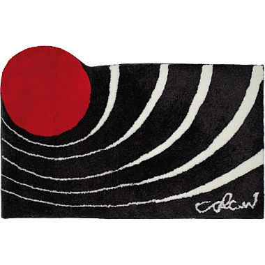 Colani bath mat for wall-hung WC