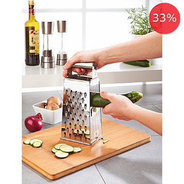 WMF 4-sided grater