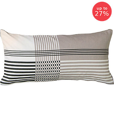 Erwin Müller cotton flannel pillowcase