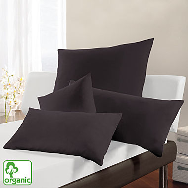 Erwin Müller cotton jersey interlock organic pillowcase