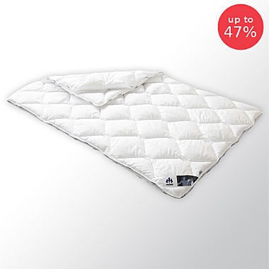 Irisette 4-seasons duvet duvet,