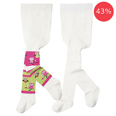 Pack of 2 Erwin Müller tights