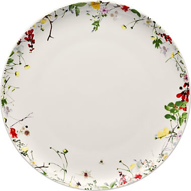 Rosenthal breakfast plate, Selection Fleurs Sauvages