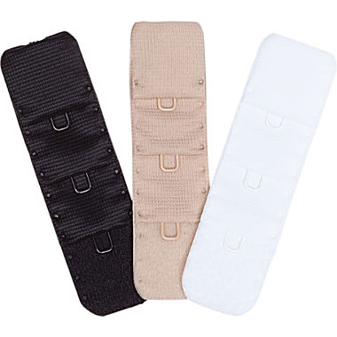 Pack of 3 Triumph bra extenders