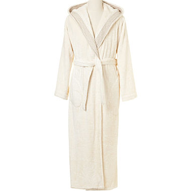 Möve bathrobe with hood