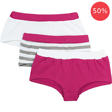 Pack of 3 Erwin Müller knickers