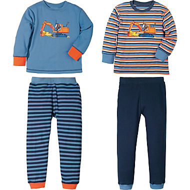 Pack of 2 Erwin Müller pyjamas