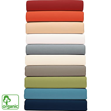 Cotonea organic cotton fitted sheet