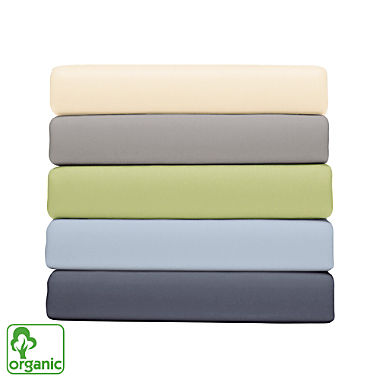 Cotonea single jersey fitted sheet