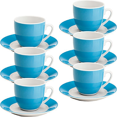 Gepolana coffee set, 12-parts